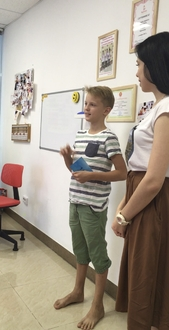 Открытый урок Курс Эффективного Школьника прошел успешно
