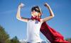 Лагерь Супергероев на английском